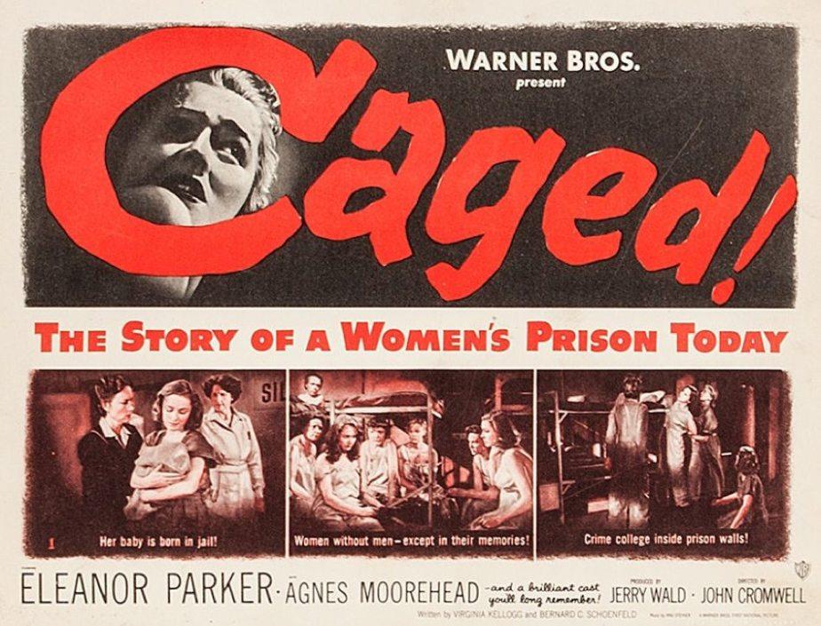9 caged